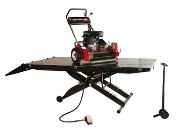 Golf-Lift GL-1 Table Lift is perfect for walk mowers