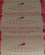 Raspberry Dark Chocolate Bar