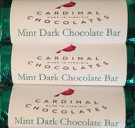 Mint Dark Chocolate Bar
