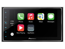 """Pioneer AppRadio 4 (SPH-DA120) Smartphone Receiver with 6.2"""" Display"""