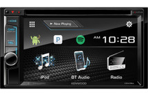 "Kenwood Excelon DDX394 6.2"" DVD Receiver w/ Built-In Bluetooth"