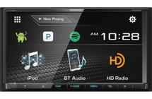 "Kenwood Excelon DDX794 7"" DVD Receiver - Built-In Bluetooth & HD Radio"