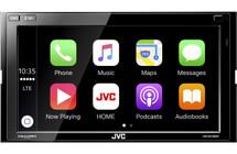 "JVC KW-M730BT 6.8"" Digital Media Receiver - Car Play & Android Auto"