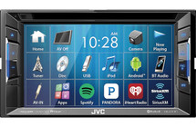 """JVC KW-V230BT 6.2"""" DVD Receiver with Built-In Bluetooth"""