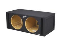 "12"" Dual Ported SPL Subwoofer Box"