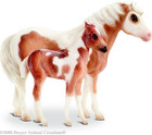 Breyer Horses Misty and Stormy w/Book