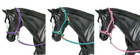 Breyer Horses Nylon Halter Set - Hot Colored