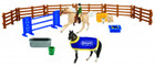 Breyer Horses Stablemates English Play Set