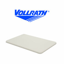 Vollrath - 26667-1 Cutting Board - Poly 46