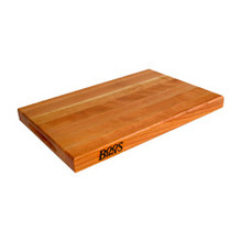 "Cherry R Cutting Board - 24""x 18""x 1-1/2"" - John Boos"