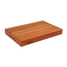 "Cherry RA Cutting Board - 20""x 15""x 2-1/4"" - John Boos"