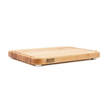 "Maple Tenmoku Board with Juice Groove - 20""x 15""x 1-1/2"" - John Boos"