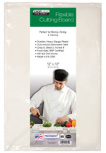 "Chop-Chop Food Service Flexible Cutting Board, Size 12"" x 18"""
