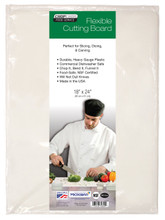 "Chop-Chop Food Service Flexible Cutting Board, Size 18"" x 24"""