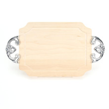"Selwood 9"" x 12"" Cutting Board - Maple (w/ Classic Handles)"