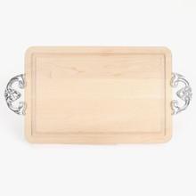 "Wiltshire 10"" x 16"" Cutting Board - Maple (w/ Classic Handles)"