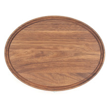 "Grandbois Standard 9"" x 12"" Cutting Board - Walnut (No Handles)"