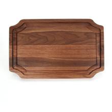 """Selwood 15"""" x 24"""" Cutting Board - Walnut (No Handles)"""