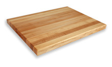 "Michigan Maple Block - Maple Cutting Board - 18""x 24""x 1-3/4"""