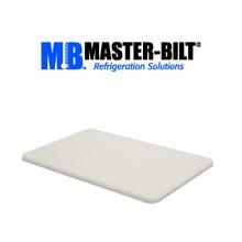 Master-Bilt - 02-70924 Cutting Board, 30214M0041, Fo