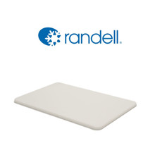 Randell - RPCPH8560 Cutting Board, 1/2 X 8 1/2 X 6