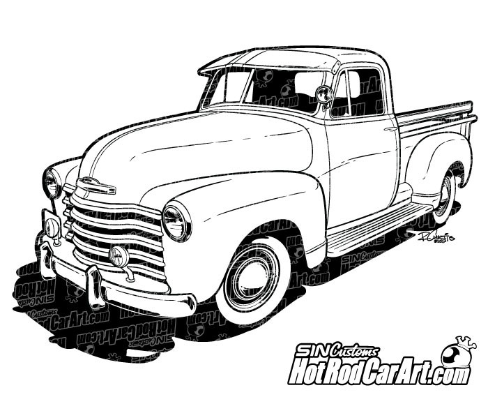 Car Drawing Outline Camaro moreover Collectioncdwn Classic Chevy Truck Drawings likewise 57cmpc0165 furthermore 0805 Lrmp Innovation Editors Letter further 126167 Cool Classic Impala Prototype Pics. on old chevrolet