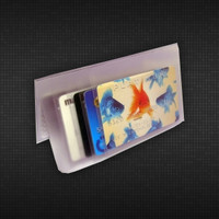 Presenting the highest quality wallet inserts for you Secretary Wallet that are designed specifically to hold those extra Credit Cards, Gift Cards and Reward Cards!