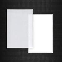 3 1/4" X 5 1/4" Adhesive Vinyl Pouch