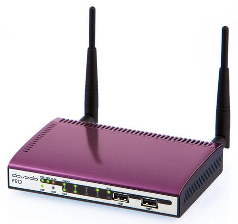 Dovado PRO 4G/3G/LTE USB-modem Router