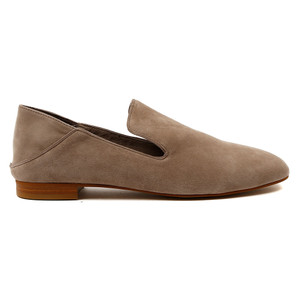Sasso Flat Loafers in Taupe