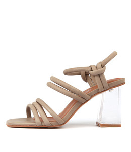 JALOLA Heeled Sandals in Donkey Leather