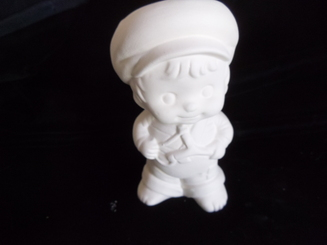 "Little Boy with Sling Shot, 6"" Tall"