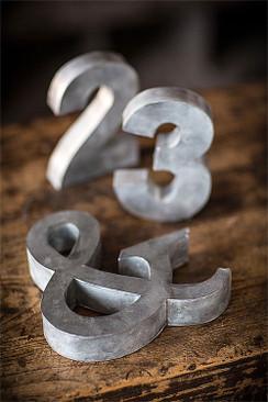 Metal Zinc Number