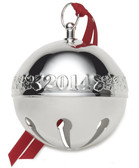 2014 Wallace Sleigh Bell Silver-Plated