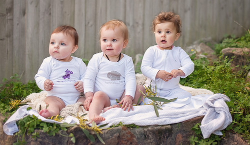 Organic Baby Clothes range by Little Bean Organics [Interview]