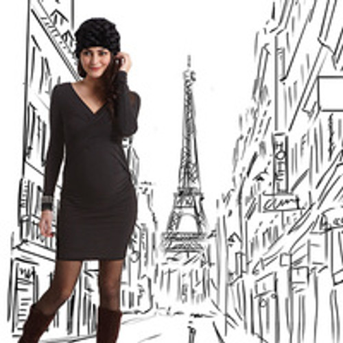 Parisian Chic Motherhood. Dress like you mean it
