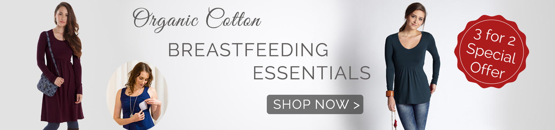 Organic Breastfeeding Essentials