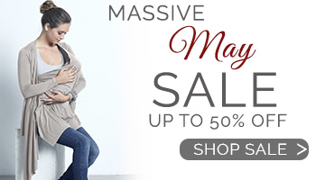 May Maternity & Breastfeeding Sale