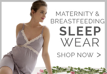Maternity & Breastfeeding Sleepwear