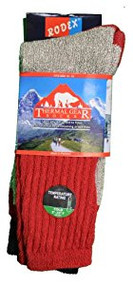 Thermal Gear Socks  3pk
