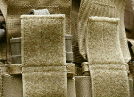 VELCRO® Brand Hook and Loop Certified to Mil Spec AA55126 Rev. B
