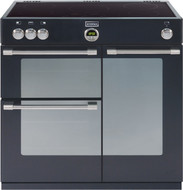 Stoves Sterling 900Ei Electric Induction Range Cooker - Black - BRAND NEW