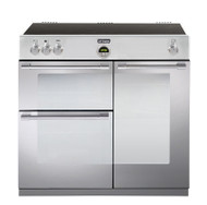 Stoves Sterling 900Ei Electric Induction Range Cooker - Stainless Steel - BRAND NEW