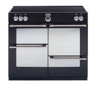Stoves Sterling 1000Ei Electric Induction Range Cooker - Black - BRAND NEW
