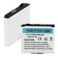 Replacement Battery for Pantech Slate C790