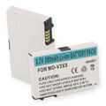 Replacement Battery for Motorola RAZR V3XX