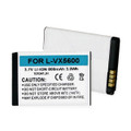 Replacement Battery for LG Accolade VX5600