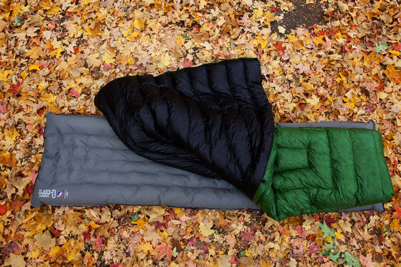 Above An Insulated Air Pad From Big Agnes Its Important To Clear The Ground Of Any Sticks Or Rocks Before Using Prevent Punctures Even If