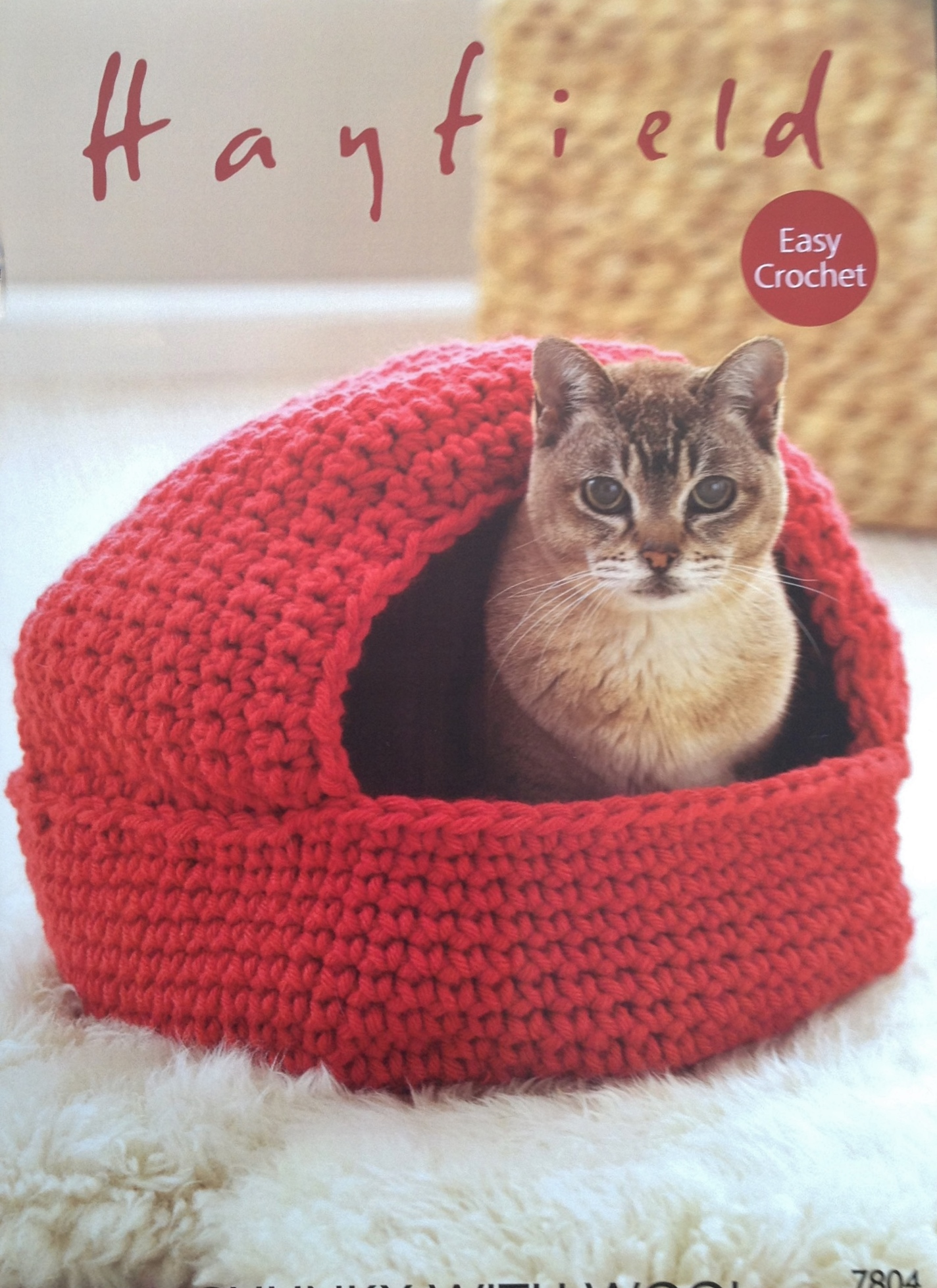 Easy crochet the sewing box crochet cat nest and storage baskets all in super chunky so quick these patterns are now available in store at the sewing box jeuxipadfo Gallery
