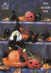 "There ar four designs Witch  height 18"" Cat Spider Pumpkin"